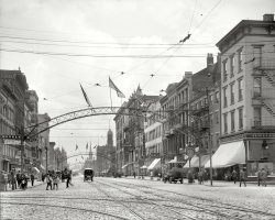 High Street: 1910