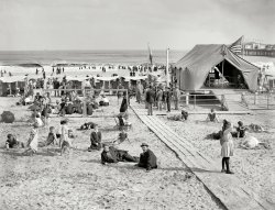By the Sea: 1915