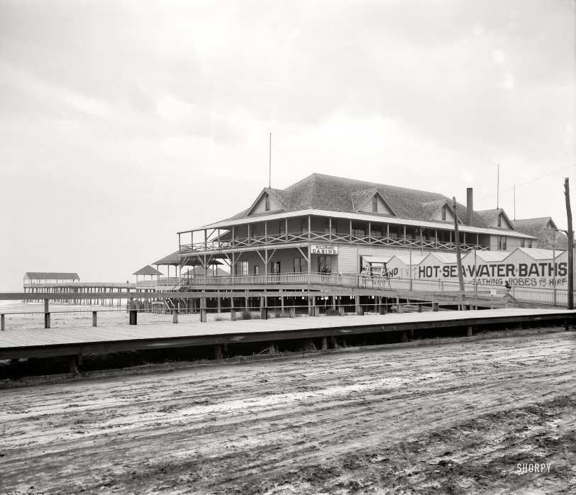 Wildwood Casino: 1910
