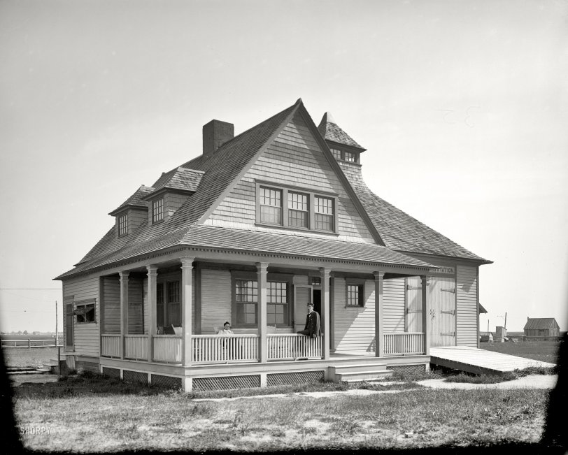 Cape May: 1913