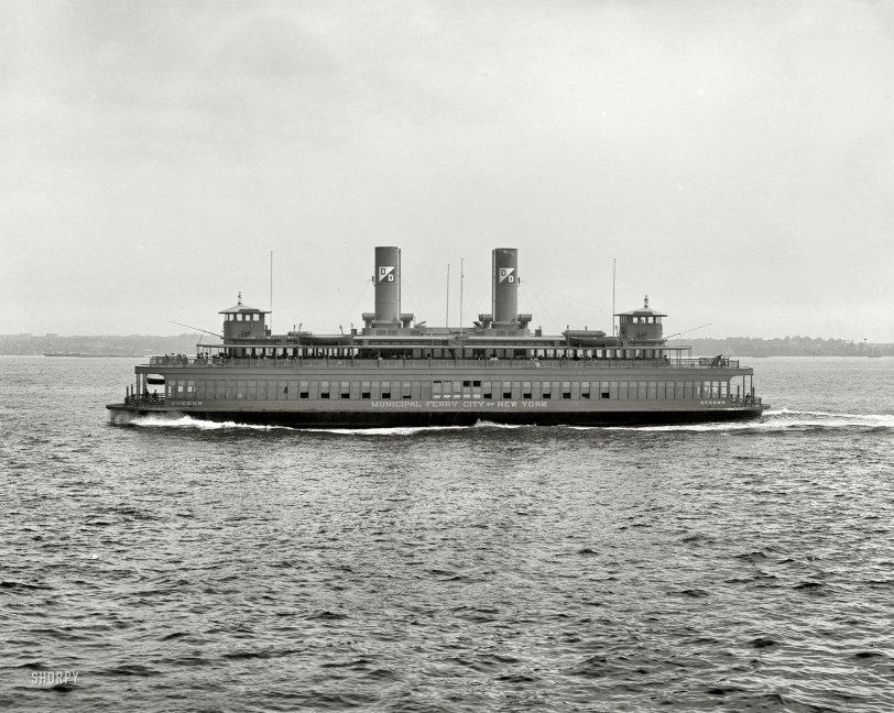 Queens: 1910