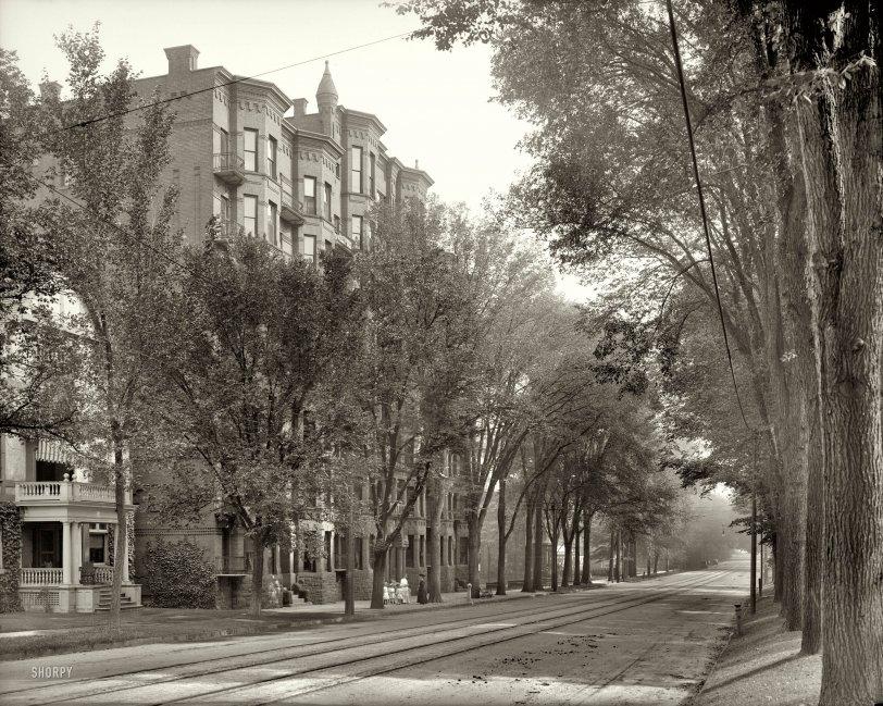 Kanatenah Flats: 1910