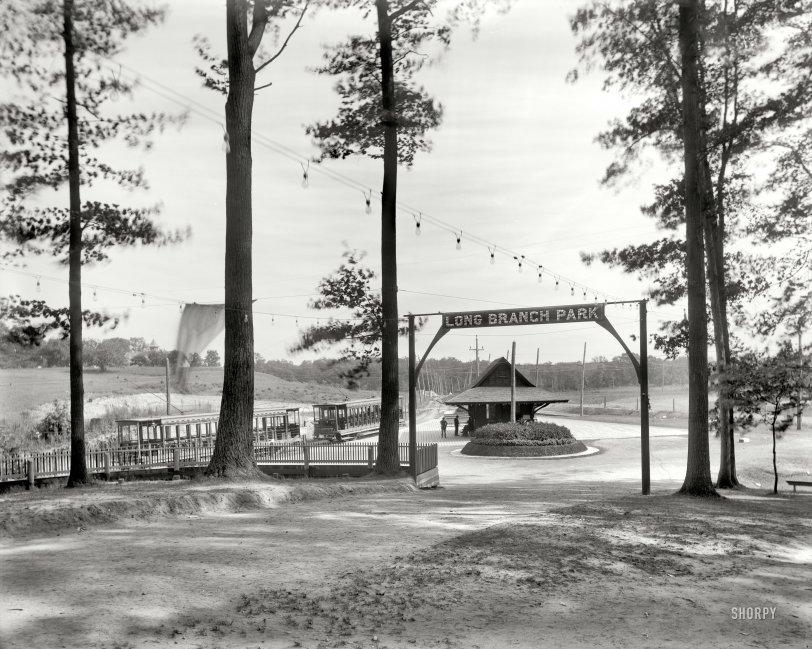 Long Branch Park: 1905