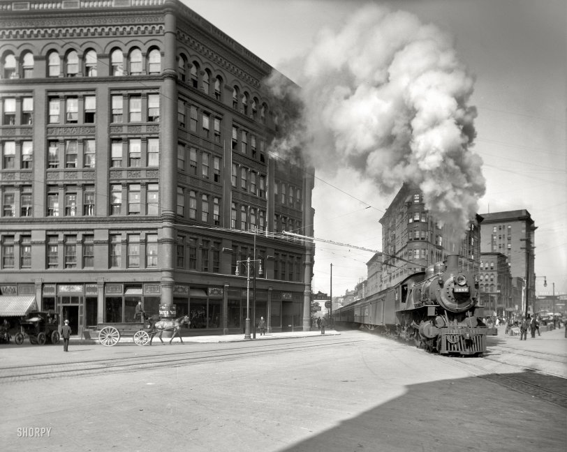 Empire State Express: 1905