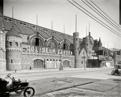 Coliseum Garden: 1907