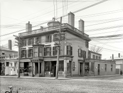 Colonial House Cafe: 1906