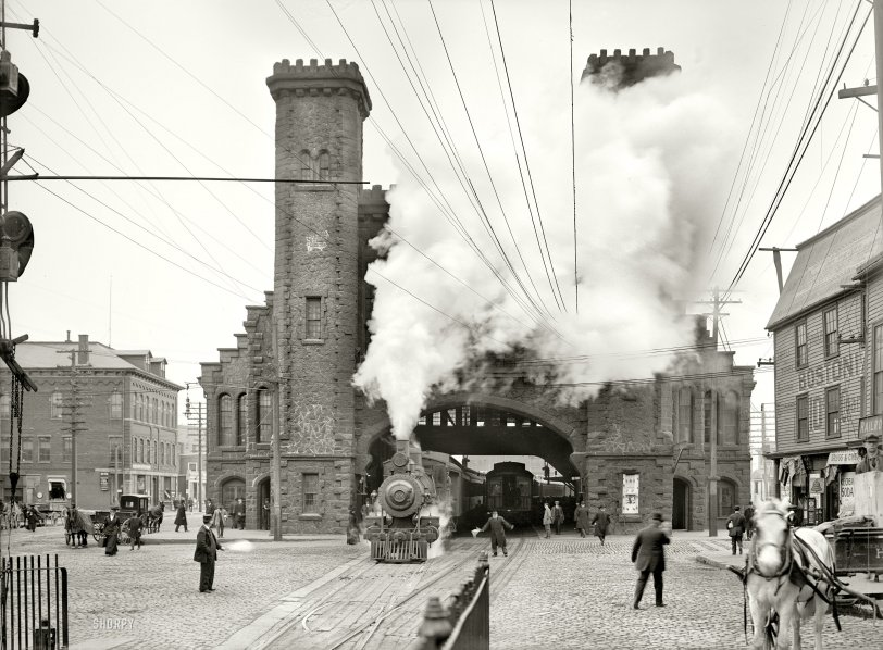 Locomotive Breath: 1910