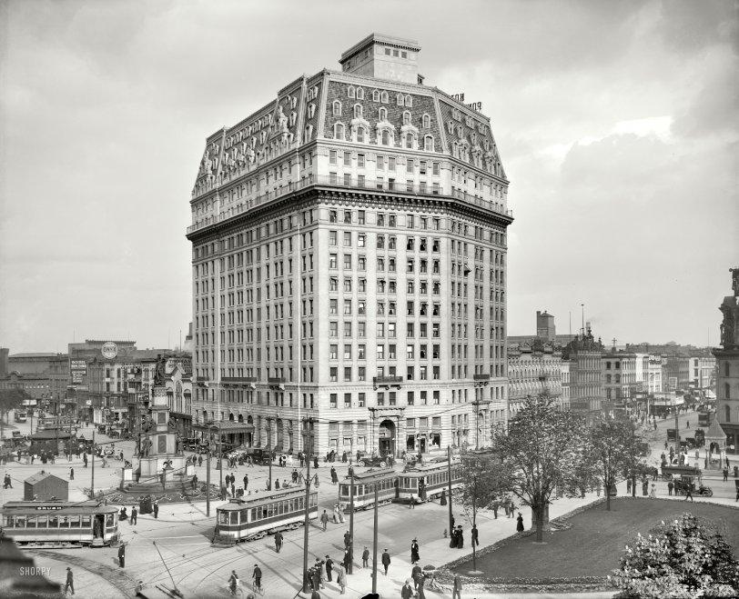 The Pontch Again: 1912