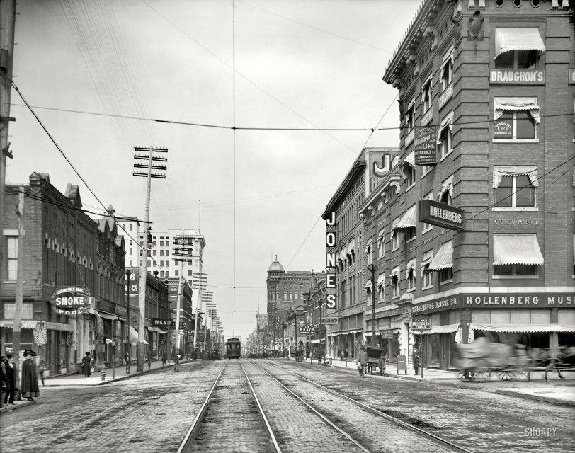 Little Rock: 1910
