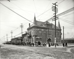 Union Depot: 1907