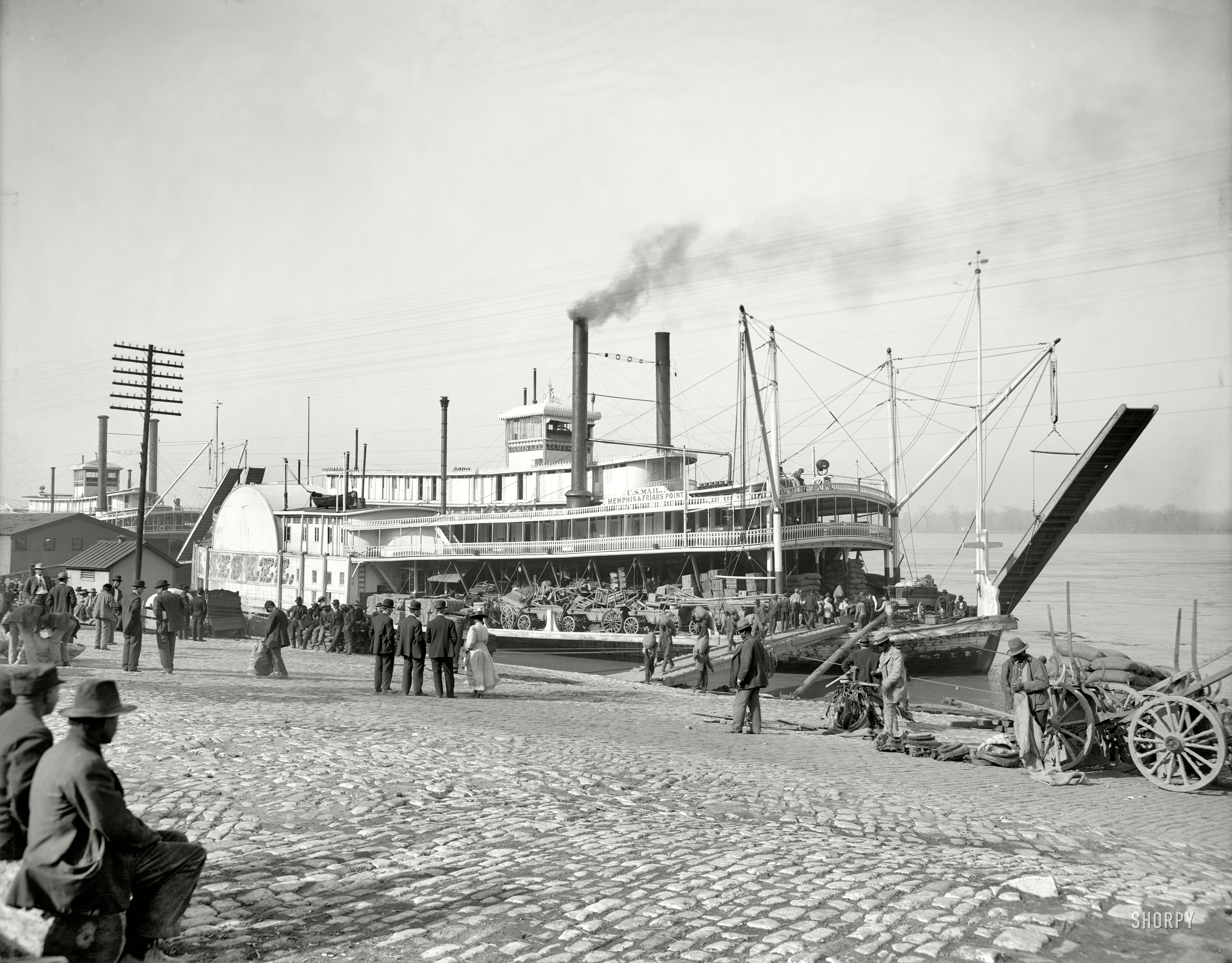 Shorpy historic picture archive old man river 1900 for Best old pictures