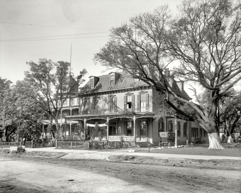Hotel Escambia: 1910