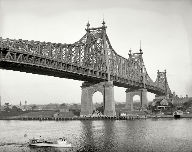 Over the River: 1909