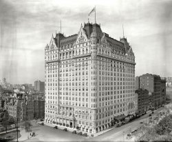 The Plaza: 1912