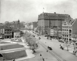 Pennsylvania Avenue: 1910