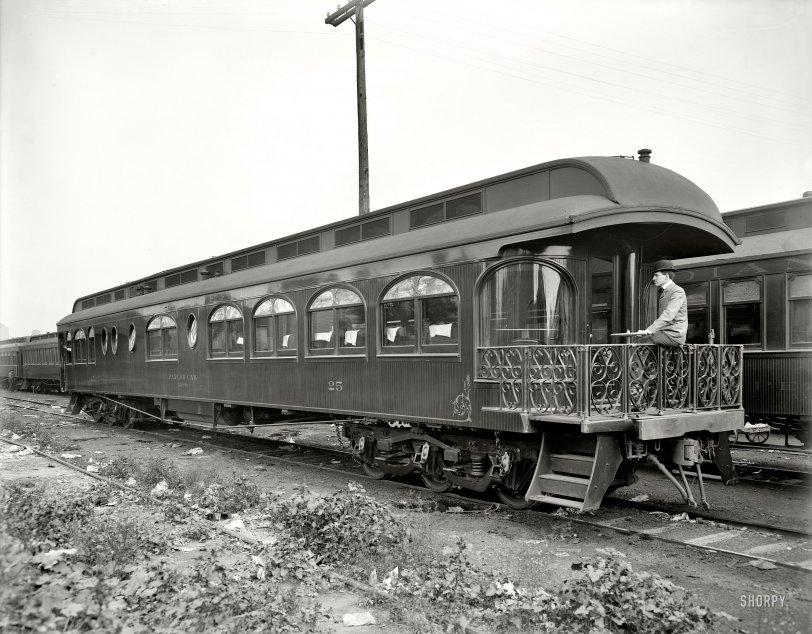 Car 25: 1905