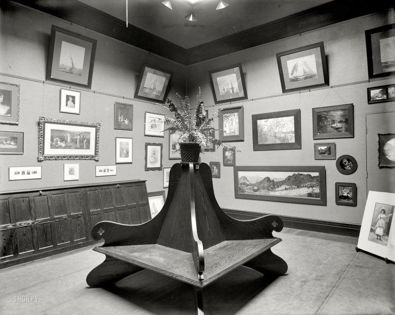 Framed: 1900