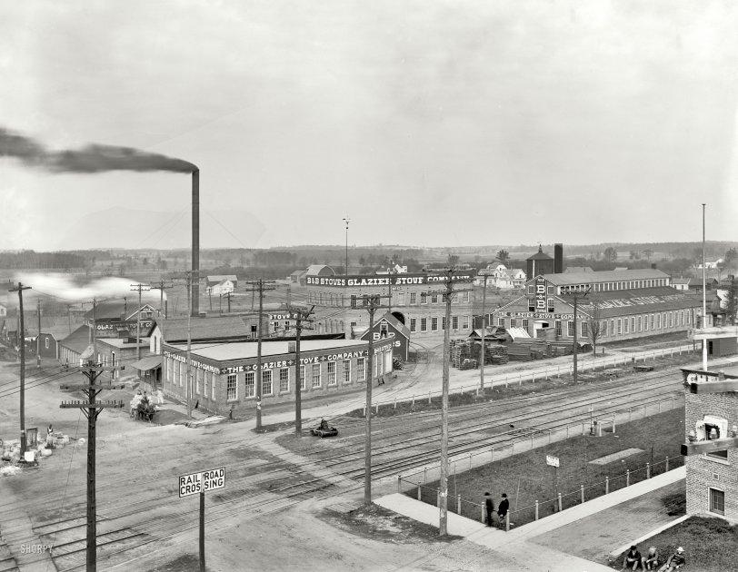 Factoryville: 1901