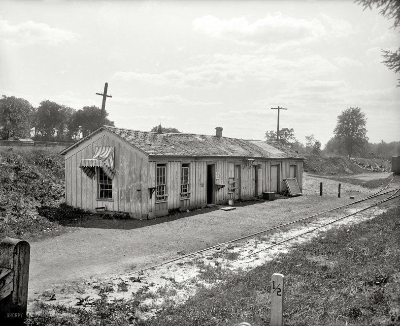 Grosse Ile: 1900
