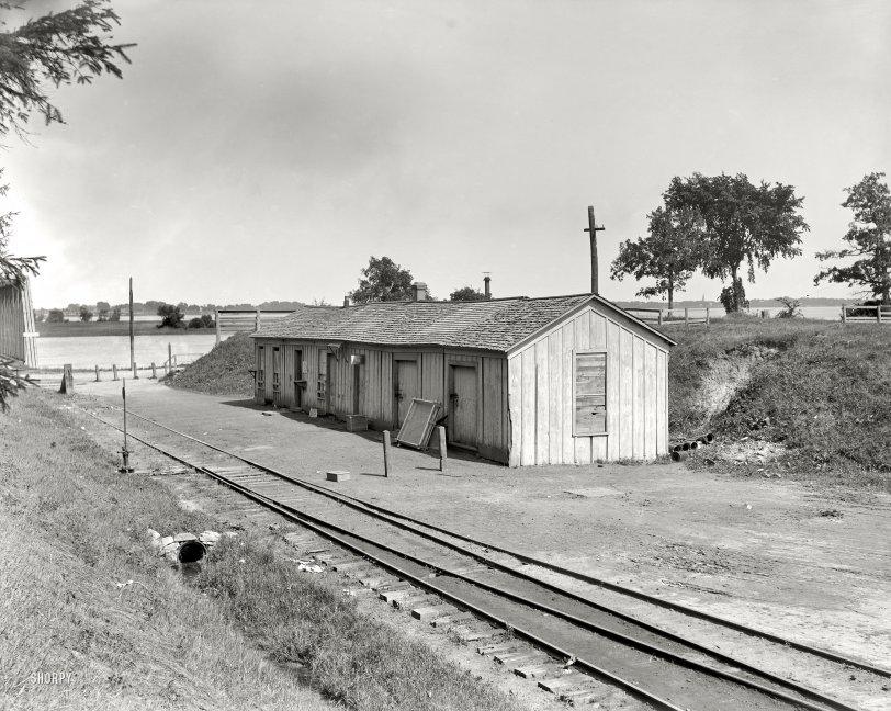 Petite Visite à Grosse Ile: 1900