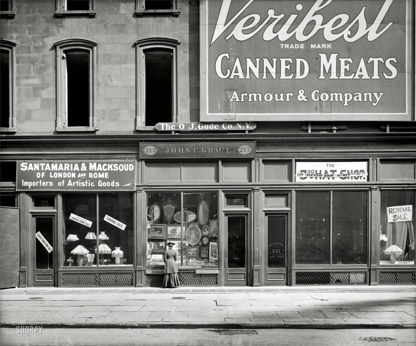 Veribest Canned Meats: 1900