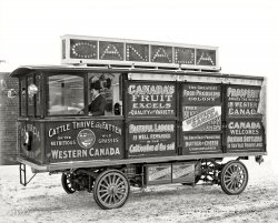 Northward Ho: 1905
