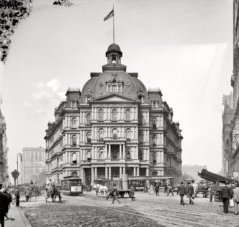 Mullett's Monstrosity: 1905
