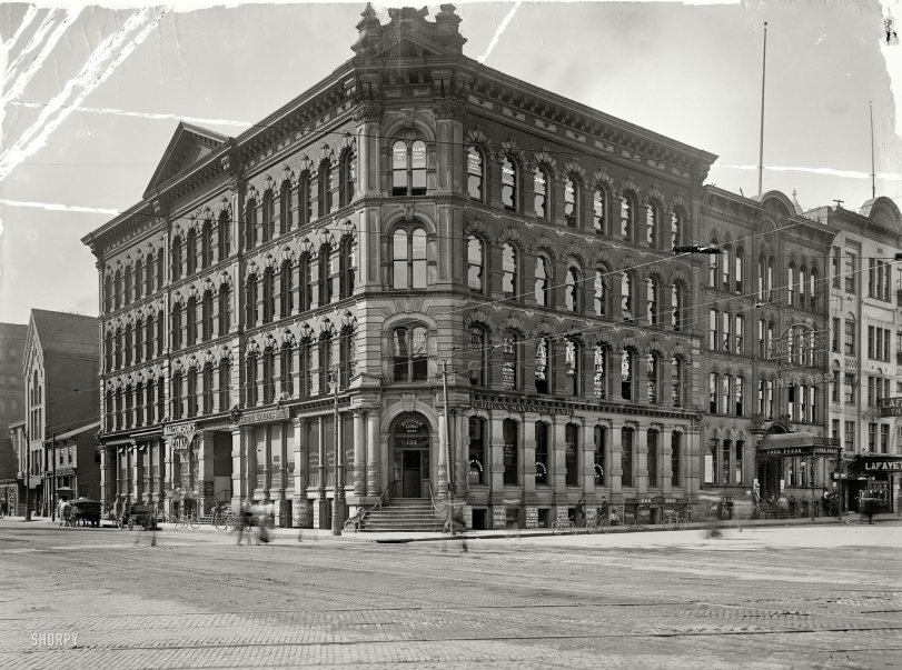 McGraw Building: 1908