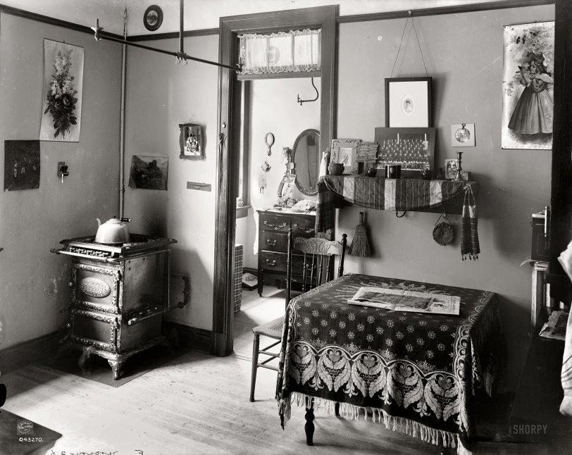 The Tenement: 1905
