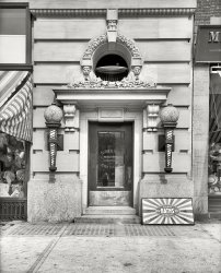Barber Shop & Bath Rooms: 1915