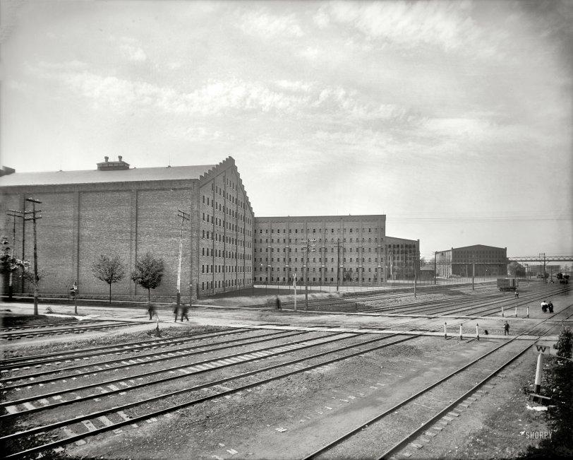 Walkerville: 1900