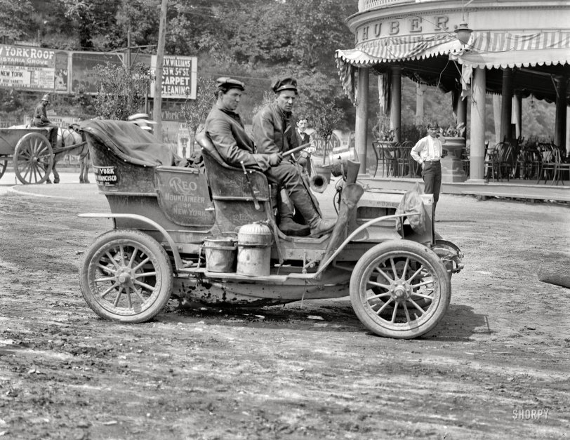 The Automobilists: 1906