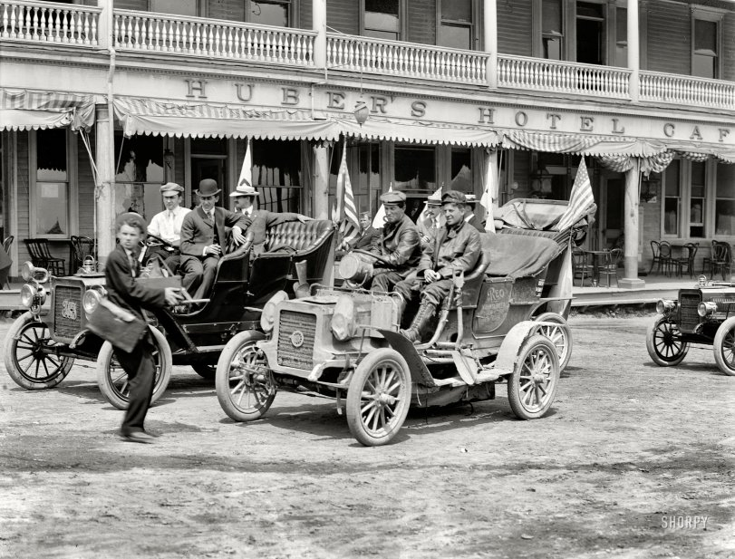 Cross-Country: 1906