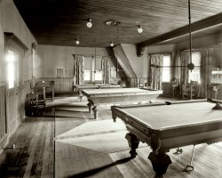 The Game Room: 1905