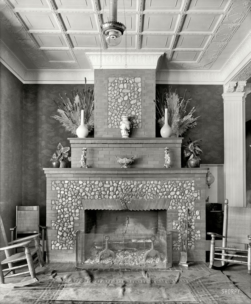The Artsy Hearth: 1906