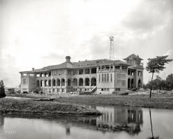 The Casino at Belle Isle: 1907