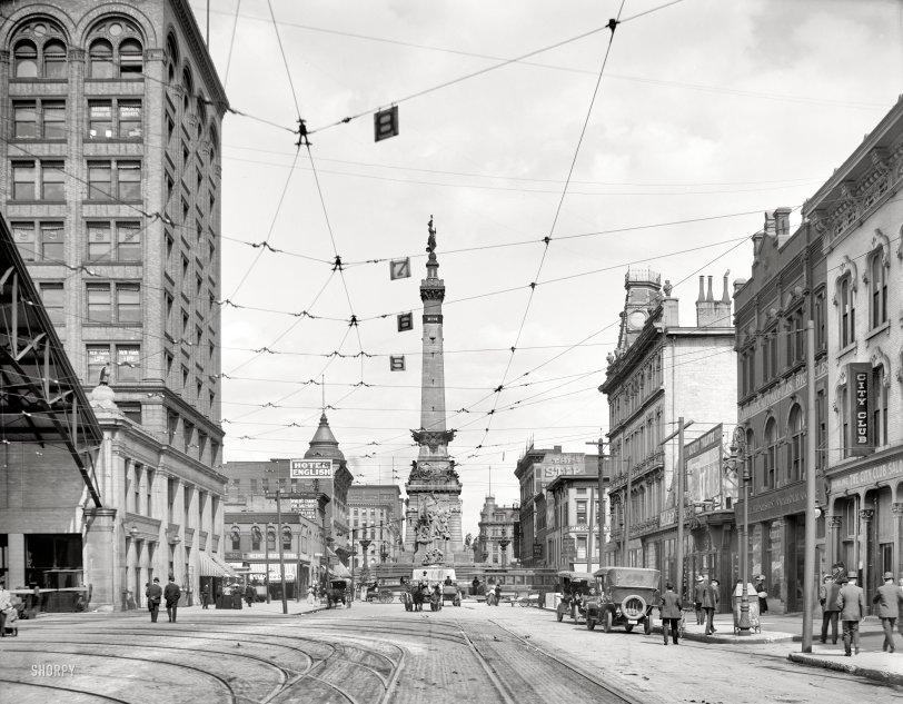 West Market Street: 1907