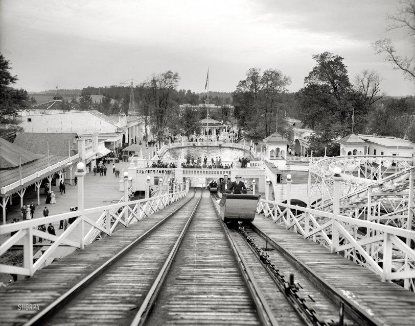 The White City: 1910