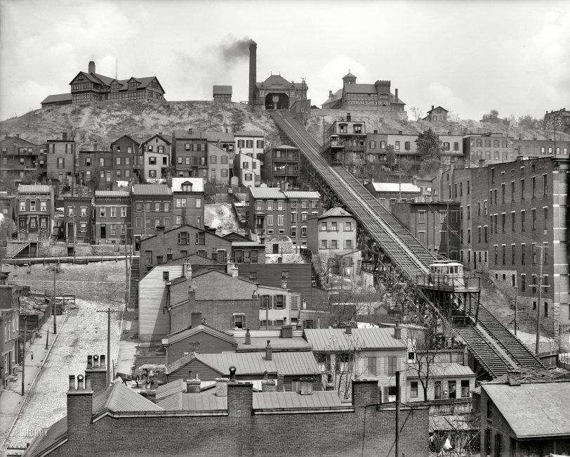 Upward Mobility: 1908