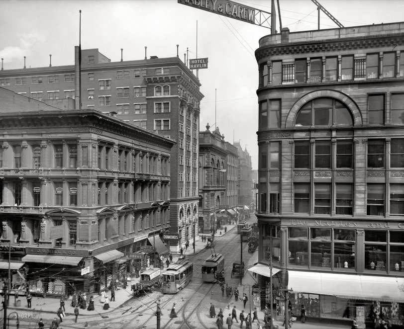 Mabley and Carew: 1907