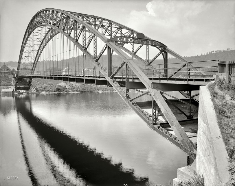 Slow Bridge: 1908