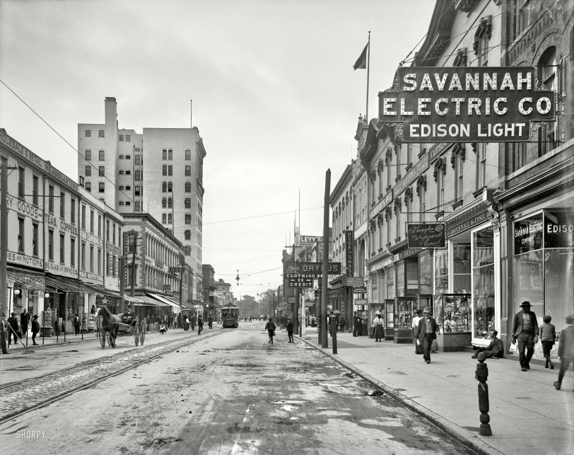 Savannah Electric: 1905