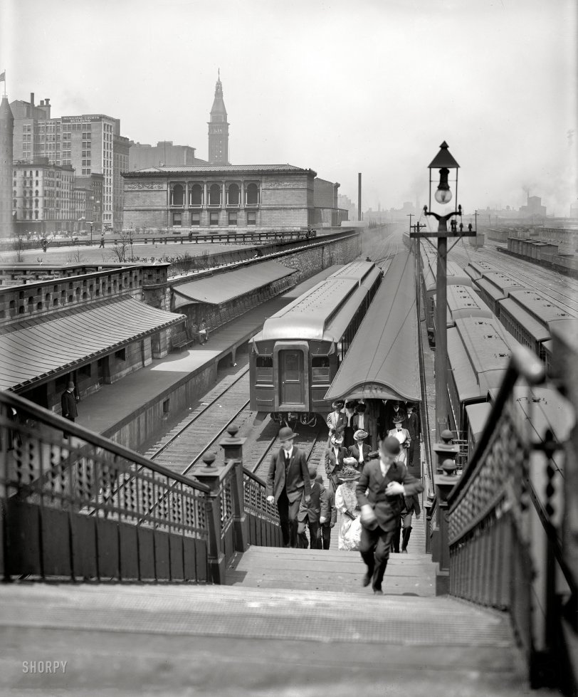 Commuters: 1907