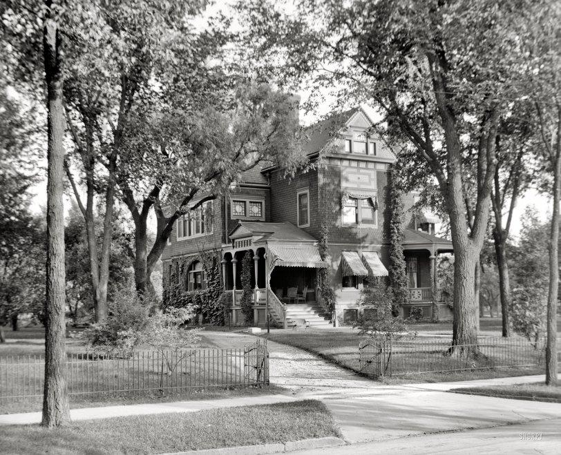Potter House: 1907