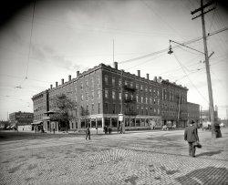 Bancroft House: 1907