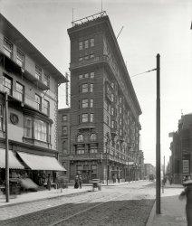 Hotel Flanders: 1905