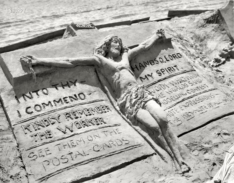 Jersey Shore Jesus: 1908