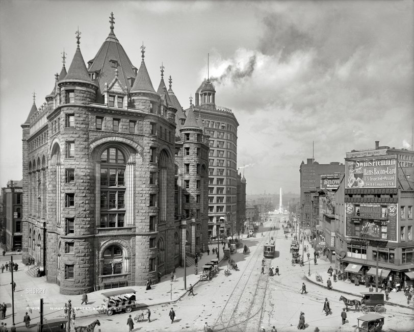 Buffalo Bank: 1908