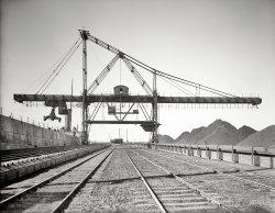 Heavy Lifting: 1908