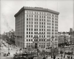 Hotel Pontchartrain: 1907